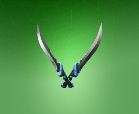 Fortnite Dual Filet Harvesting Tool - Full list of cosmetics : Fortnite Aqua Marine Set | Fortnite skins.
