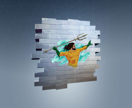 Fortnite Trident! Spray - Full list of cosmetics : Fortnite Aquaman Set | Fortnite skins.