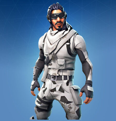 Fortnite Absolute Zero Skin - Full list of cosmetics : Fortnite Arctic Command Set | Fortnite skins.