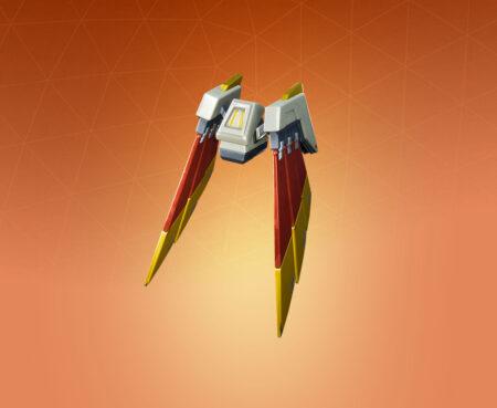 Fortnite Hot Wings Back Bling - Full list of cosmetics : Fortnite Battle Dynamics Set   Fortnite skins.