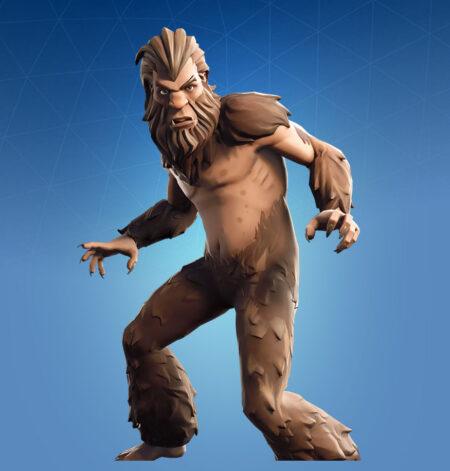 Fortnite Bigfoot Skin - Full list of cosmetics : Fortnite Bigfoot Set | Fortnite skins.