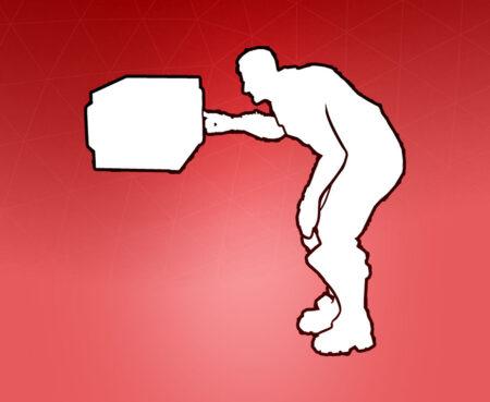 Fortnite Chimichanga! Emote - Full list of cosmetics : Fortnite Deadpool Set | Fortnite skins.