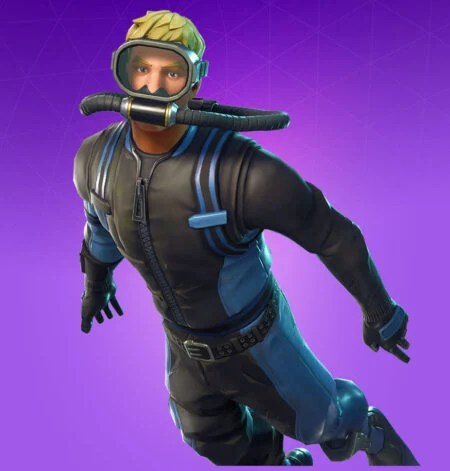 Fortnite Wreck Raider Skin - Full list of cosmetics : Fortnite Divemasters Set | Fortnite skins.