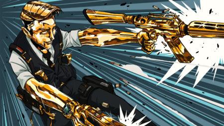 Fortnite Golden Empire Loading Screen - Full list of cosmetics : Fortnite Golden Ghost Set | Fortnite skins.