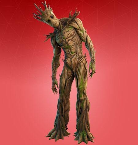 Fortnite Groot Skin - Full list of cosmetics : Fortnite Groot Set | Fortnite skins.