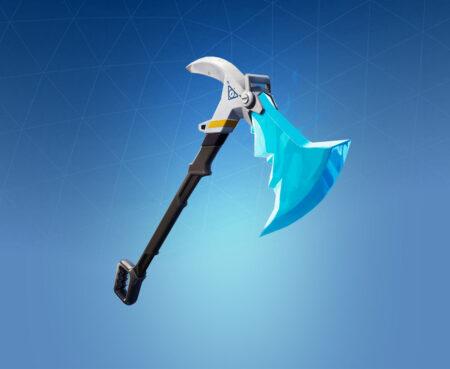 Fortnite Frost Blade Harvesting Tool - Full list of cosmetics : Fortnite Ice Kingdom Set | Fortnite skins.