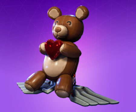 Fortnite Bear Force One Glider - Full list of cosmetics : Fortnite Royale Hearts Set | Fortnite skins.