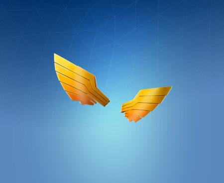 Fortnite Sun Wings Back Bling - Full list of cosmetics : Fortnite Sun Soldiers Set | Fortnite skins.
