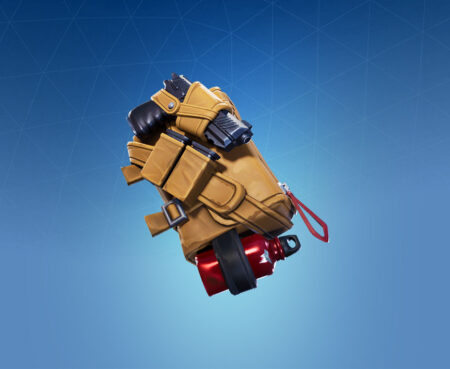 Fortnite Saddle Bag Back Bling - Full list of cosmetics : Fortnite Wild Frontier Set | Fortnite skins.