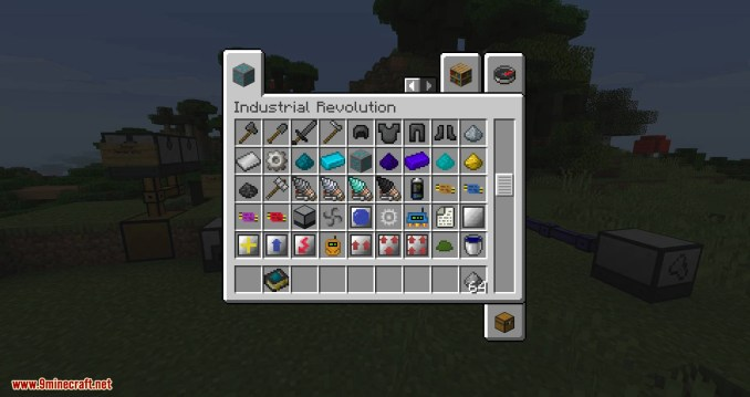 Industrial Revolution mod for minecraft 12