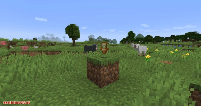 Inventory Totem mod for minecraft 01