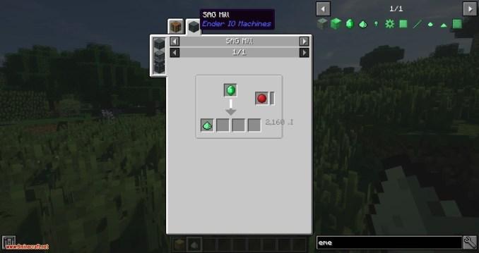 JAOPCA mod for minecraft 10