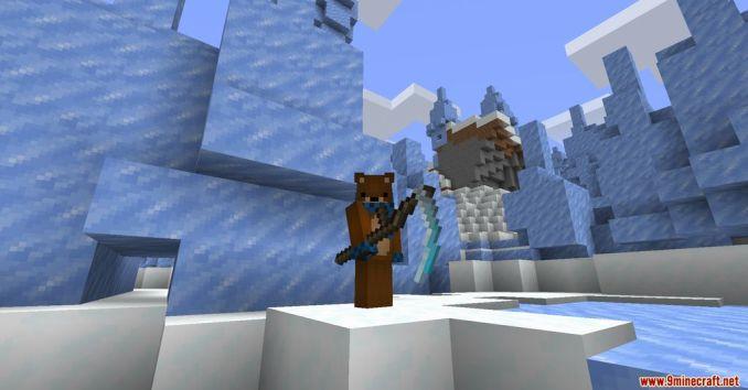MC Dungeon Weapons Mod Screenshots 8