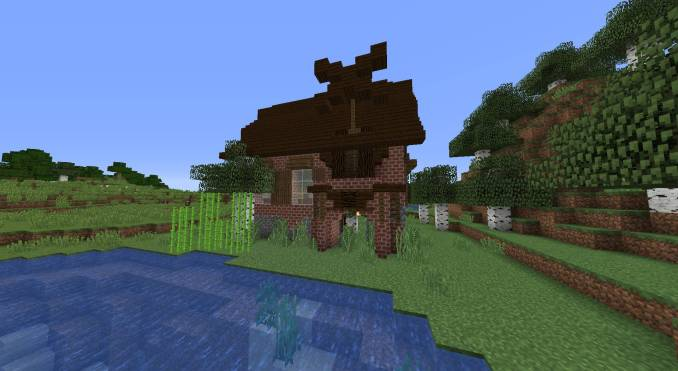 Mo_ Structures mod for minecraft 23