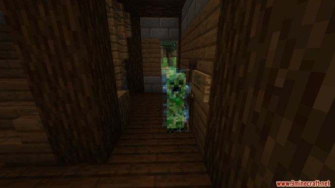 Naturally Charged Creepers Mod Screenshots 5