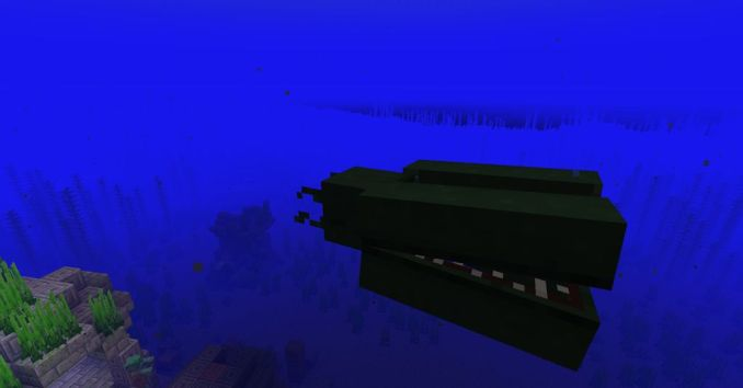 Ocean Depths Monster Mod Screenshots 1