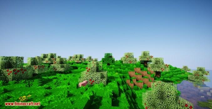 Oh The Biomes You'll Go Mod Screenshots 6