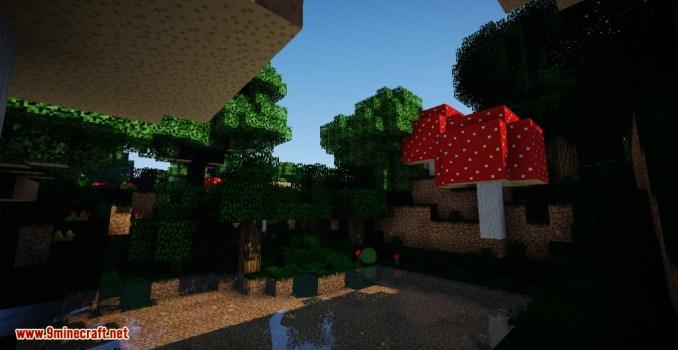 Oh The Biomes You'll Go Mod Screenshots 9