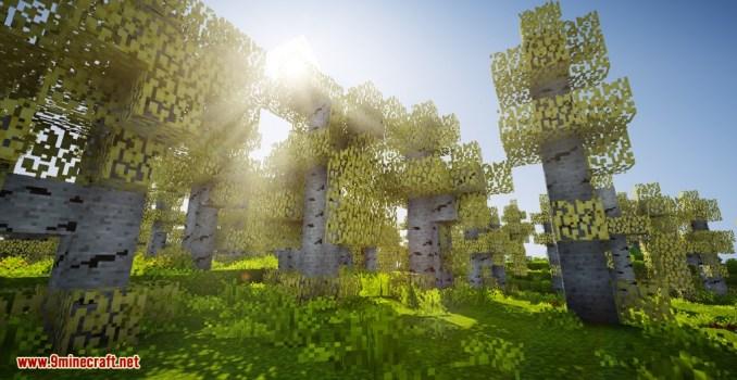 Oh The Biomes You'll Go Mod Screenshots 10