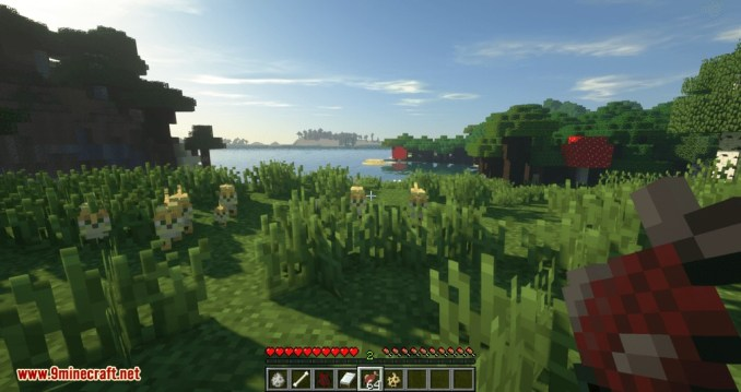 Respawnable Pets mod for minecraft 09