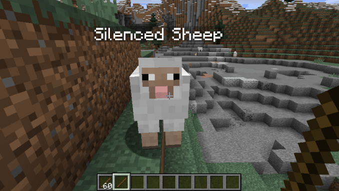 Silence Mobs mod for minecraft 11