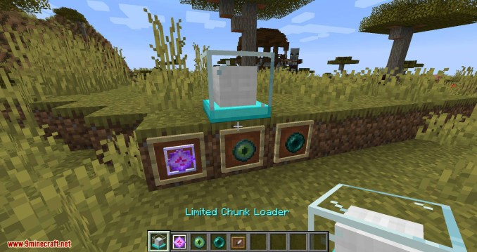 Simple Chunk Loaders mod for minecraft 03