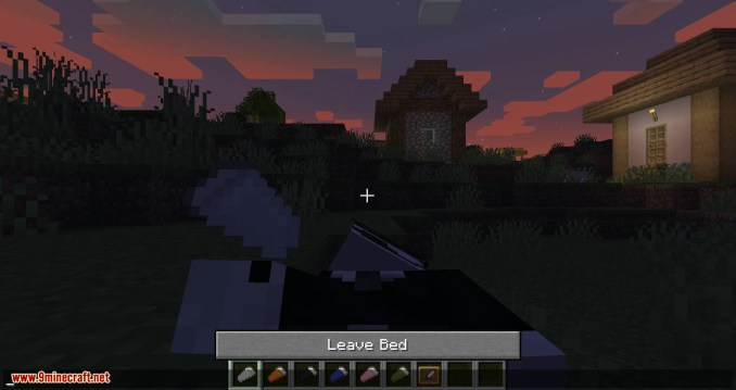Sleeping Bags mod for minecraft 05