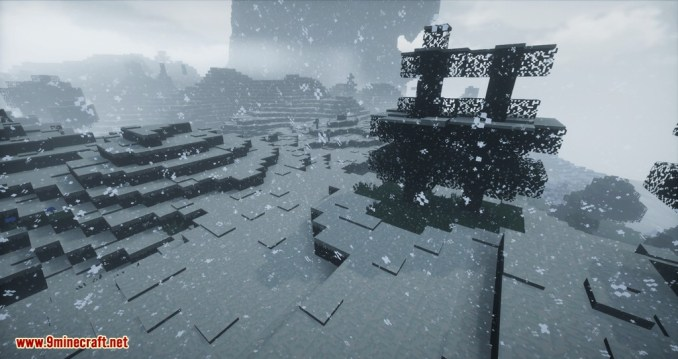 Snow Real Magic mod for minecraft 08