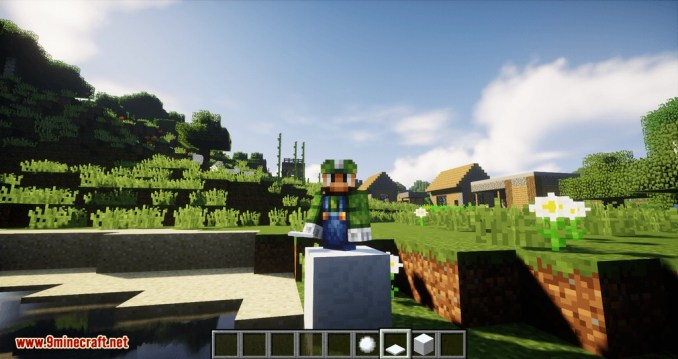 Snow Real Magic mod for minecraft 01