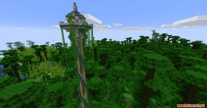 Tower of the Wild Mod Screenshots 1
