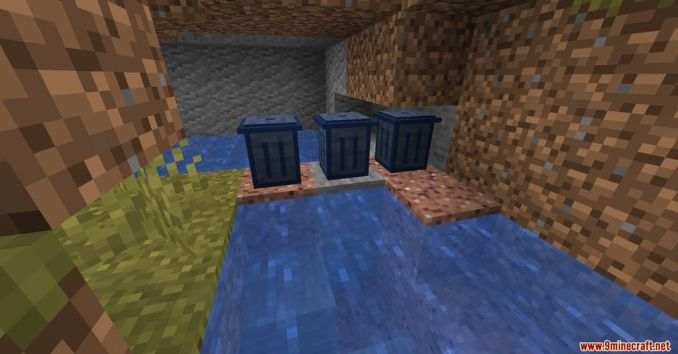 Trash Cans Mod Screenshots 3