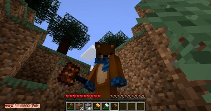 Vanilla Hammers mod for minecraft 07