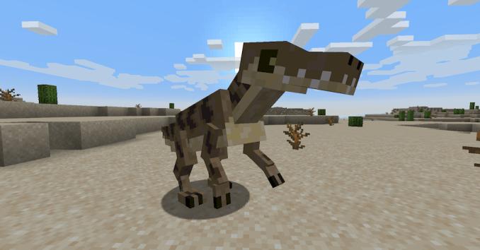 Vemerioraptor Mod Screenshots 1