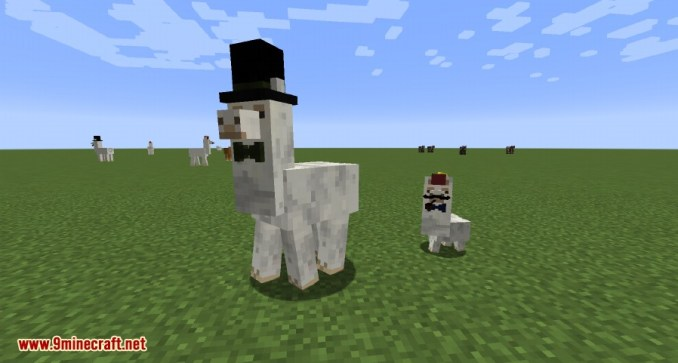 Better Than Llamas Mod 2