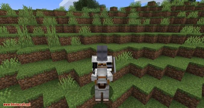 Crusade mod for minecraft 03