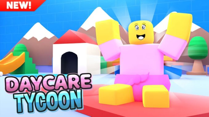 Free Roblox Daycare Tycoon Codes (December 2020)