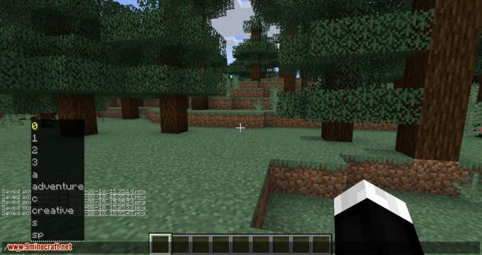GamemodeOverhaul mod for minecraft 06