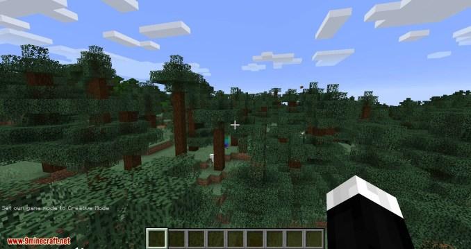 GamemodeOverhaul mod for minecraft 10
