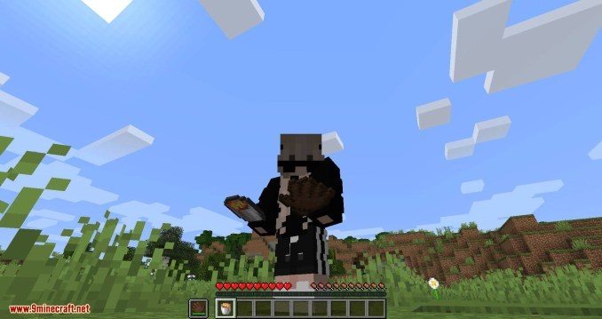 Hot or Not mod for minecraft 12