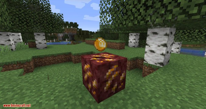 More Ore in ONE mod for minecraft 07