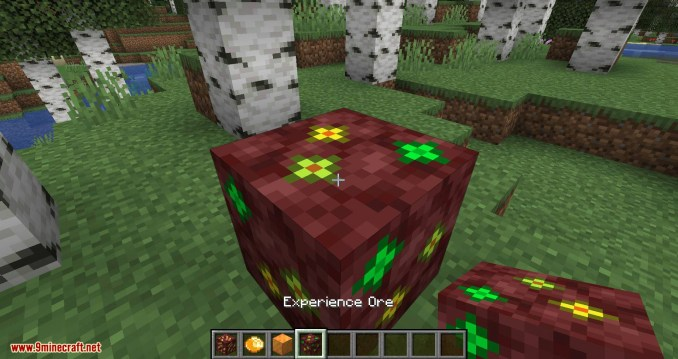 More Ore in ONE mod for minecraft 09