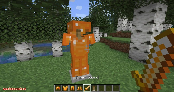 More Ore in ONE mod for minecraft 10