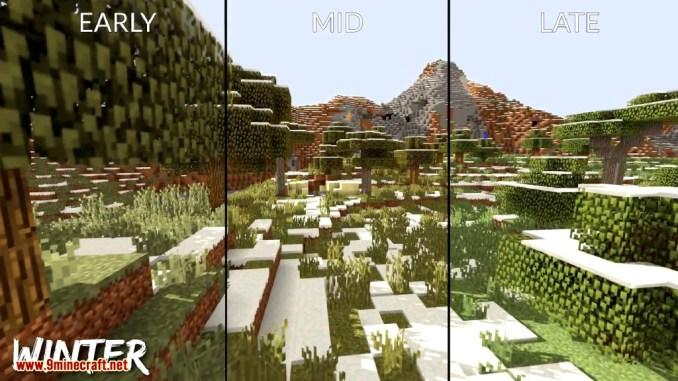 Serene Seasons Mod Screenshots 18