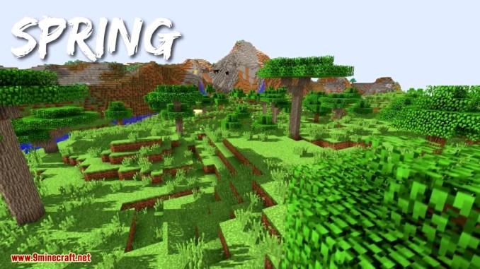 Serene Seasons Mod Screenshots 1