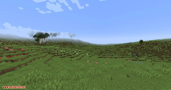 TerraForged mod for minecraft 05