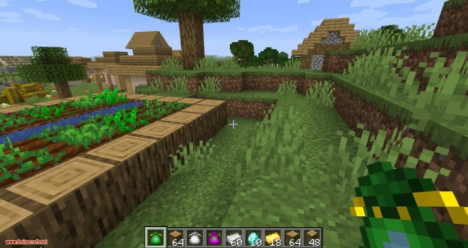 Treasure Bags mod for minecraft 09
