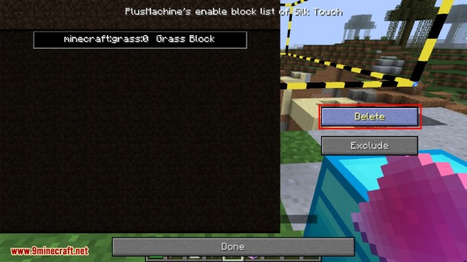 Additional Enchanted Miner Mod How to use 50
