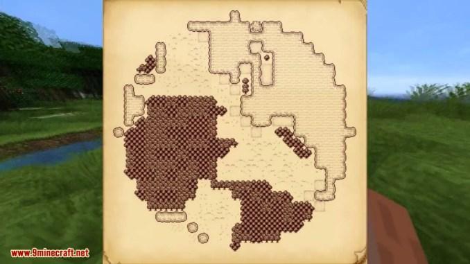Antique Atlas Mod Screenshots 6