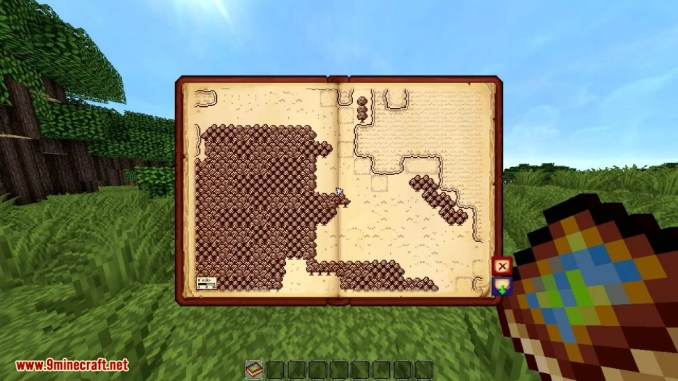 Antique Atlas Mod Screenshots 3