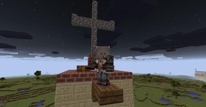 AssassinsCraft Mod Screenshots 11